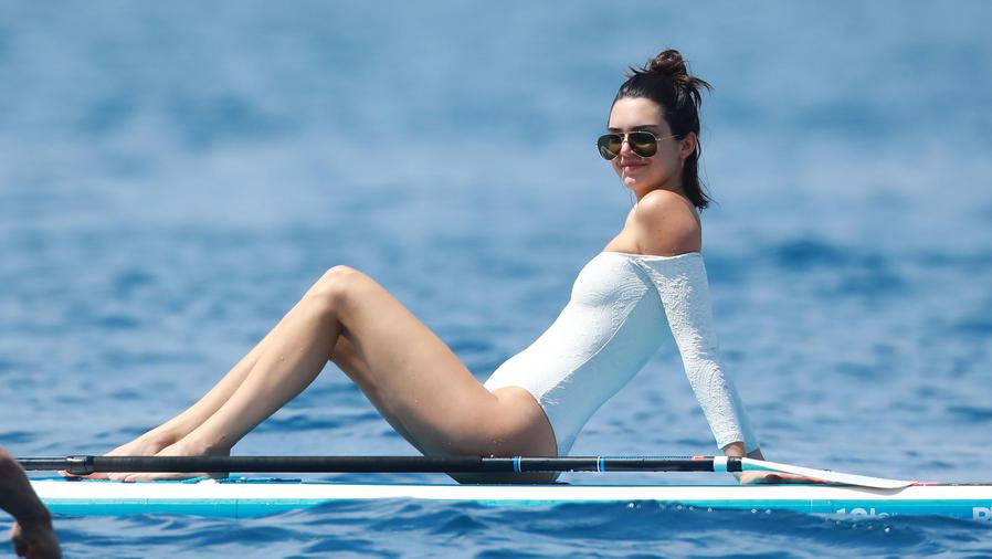 Kendall Jenner en la Riviera Francesa