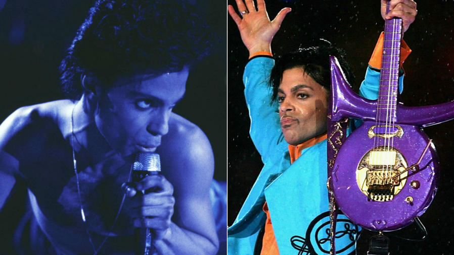 Collage de Prince