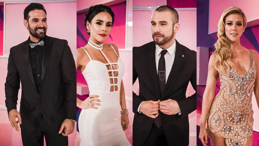 Lo mejor de la alfombra de Premios Tu Mundo 2017.