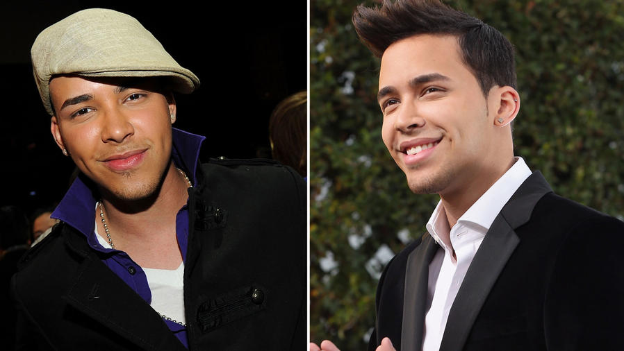 Collage Prince Royce