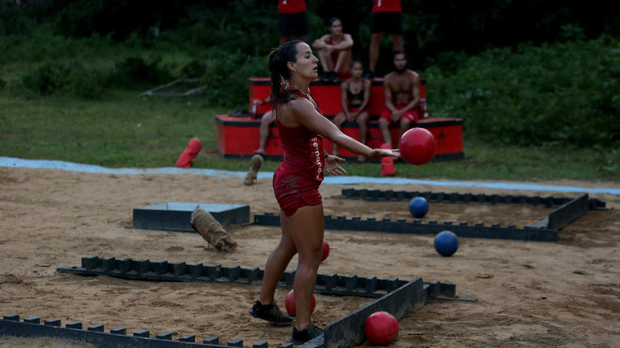 Las mejores fotos de Fernanda Piña en Exatlón