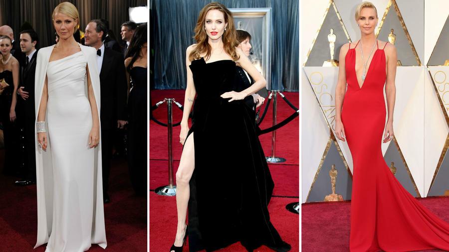 Gyneth Paltrow, Angelina Jolie y Charlize Theron