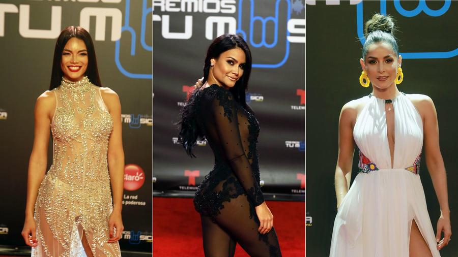 Zuleyka Rivera, Mimi Pabón, Carmen Villalobos