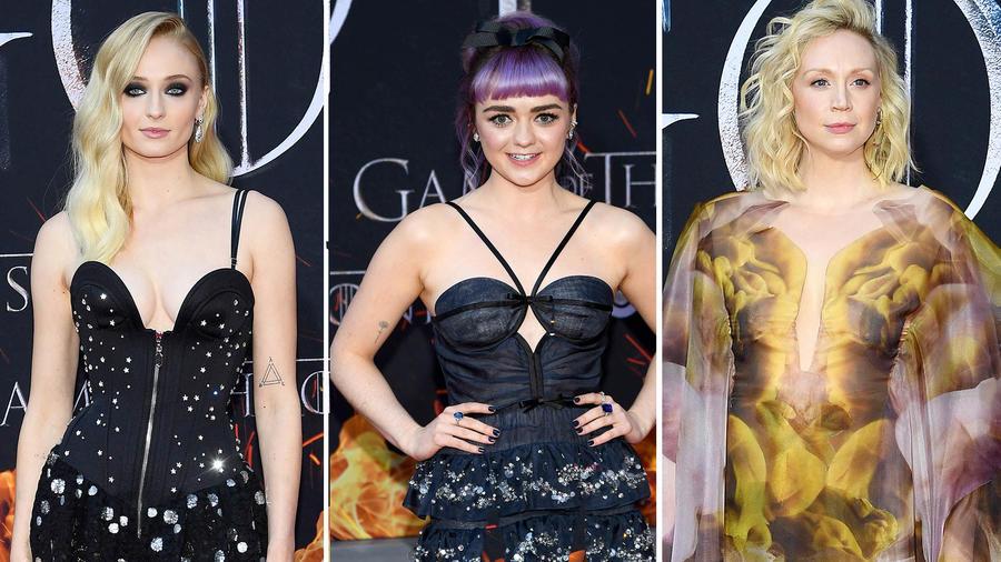 Las estrellas de Game Of Thrones deslumbraron por su elegancia