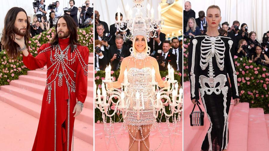Vestidos extravagantes MET Gala 2019