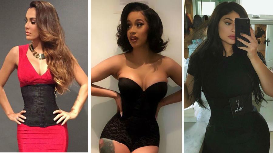 Kylie Jenner, Cardi B y Ninel Conde