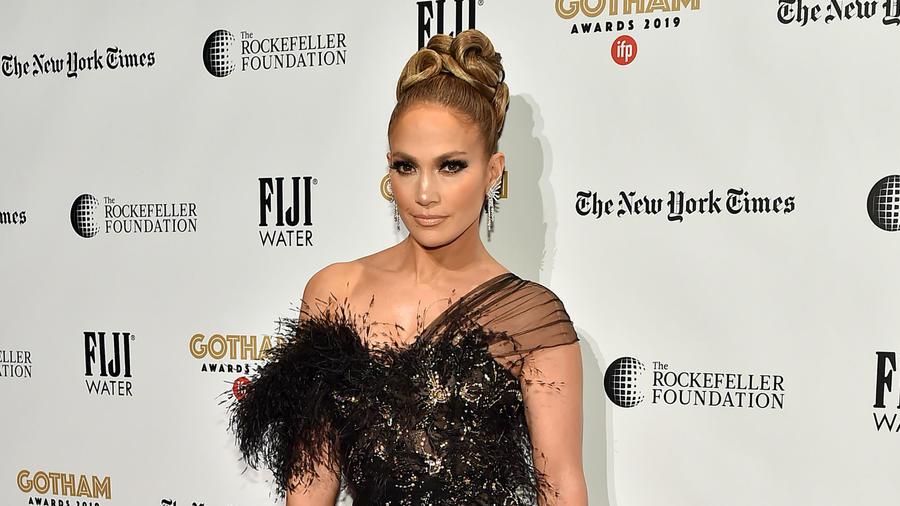 Jennifer Lopez en los Gotham Independent Film Awards 2019