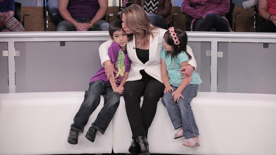 Esposa con child support en Caso Cerrado