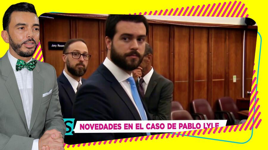 Pablo Lyle episodio libertad condicional