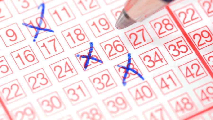 Números de la loteria