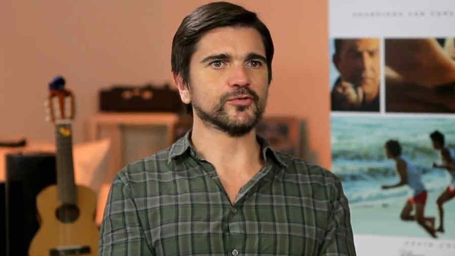 "Juanes habla sobre la película ""McFarland, USA"""