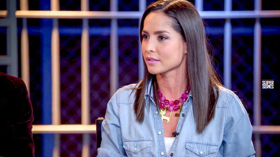 Carmen Villalobos, Leonor Ballesteros, entrevista, Los secretos de El Señor de los Cielos 3