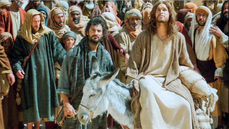 Diogo Morgado es Jesús en La Biblia