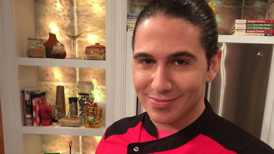 El Chef James prepara champiñones