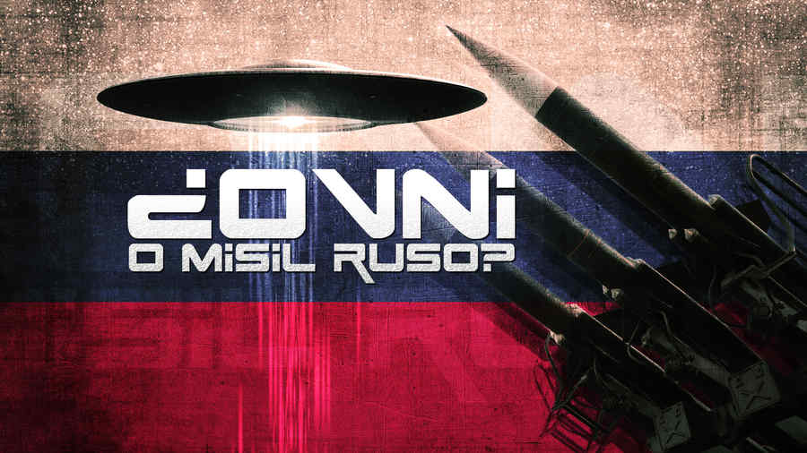 ovni o misil ruso