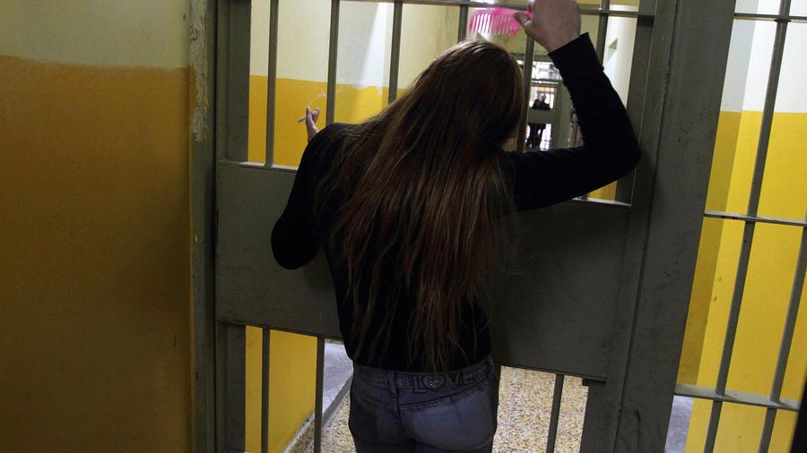 embarazada en la carcel