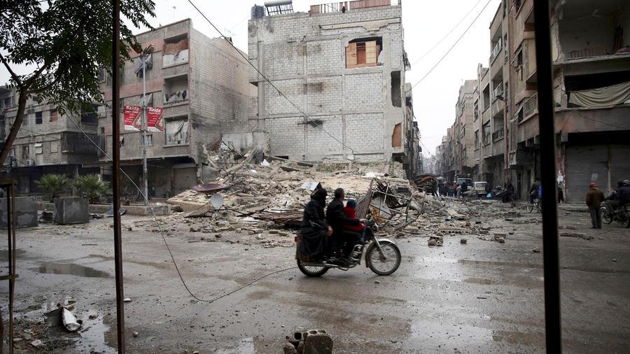 francia bombardea estado islamico en siria