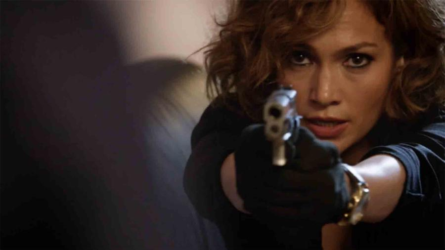 Jennifer Lopez en 'Shades of Blue'