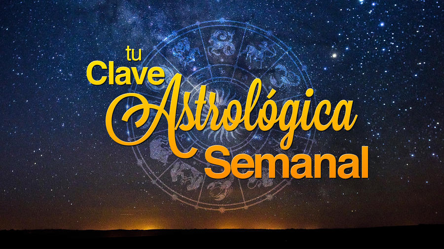 clave astrologica semanal