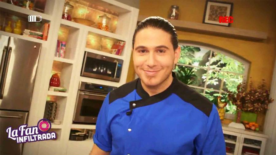 Chef James Tahhan