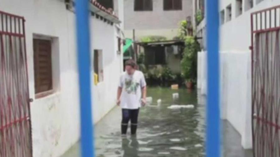 inundaciones historicas en cuatro naciones sudamericanas