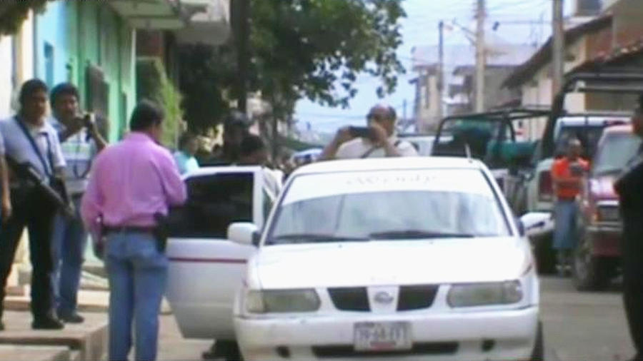 rescatan a 25 secuestrados en mexico