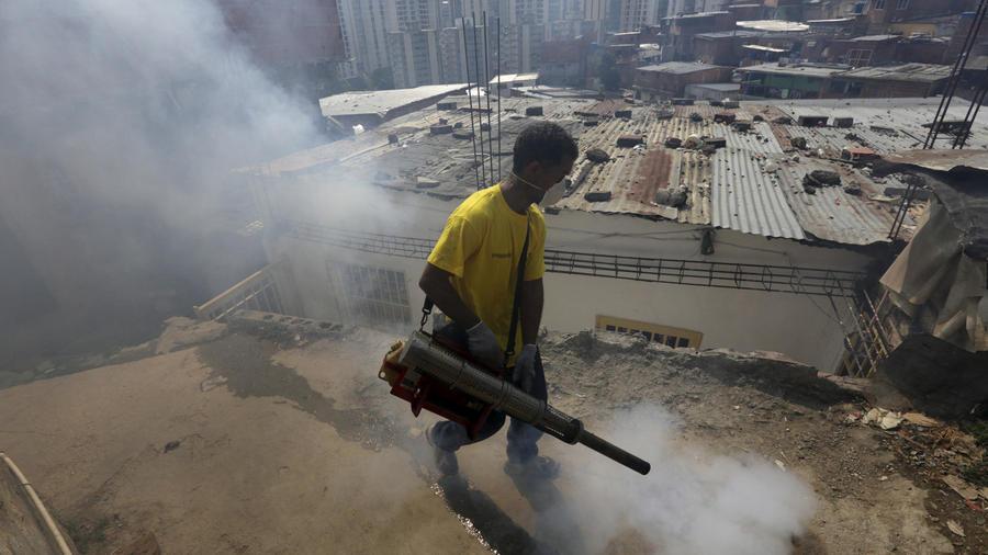 zika venezuela