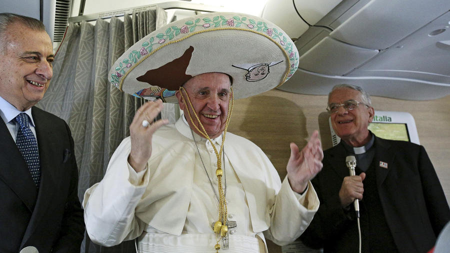 Papa deseoso de rezar ante virgen Guadalupe