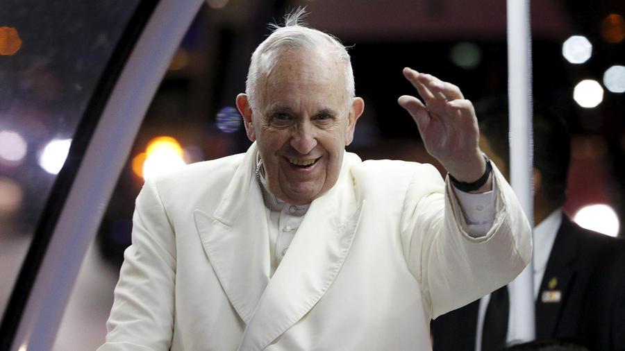 Papa devoto a ultranza de la Virgen de Guadalupe