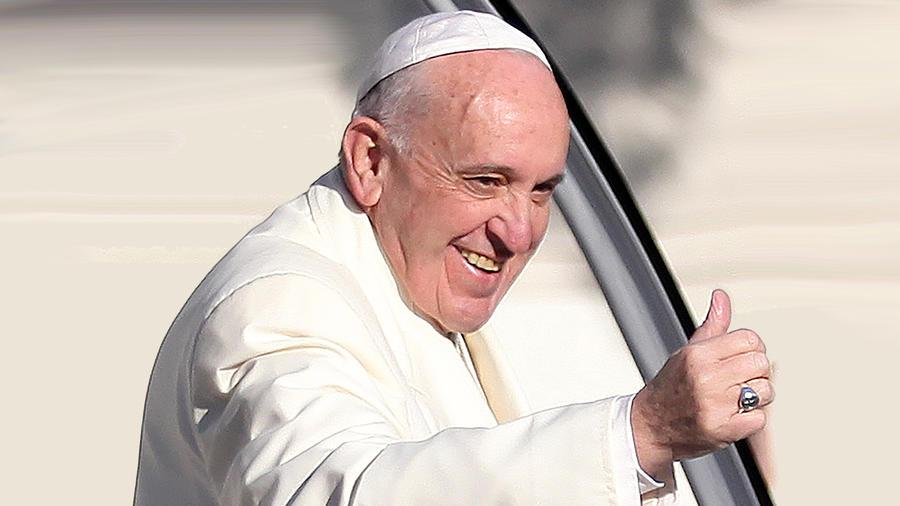 Papa Francisco en ciudad de México