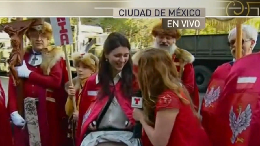 Polacos en México