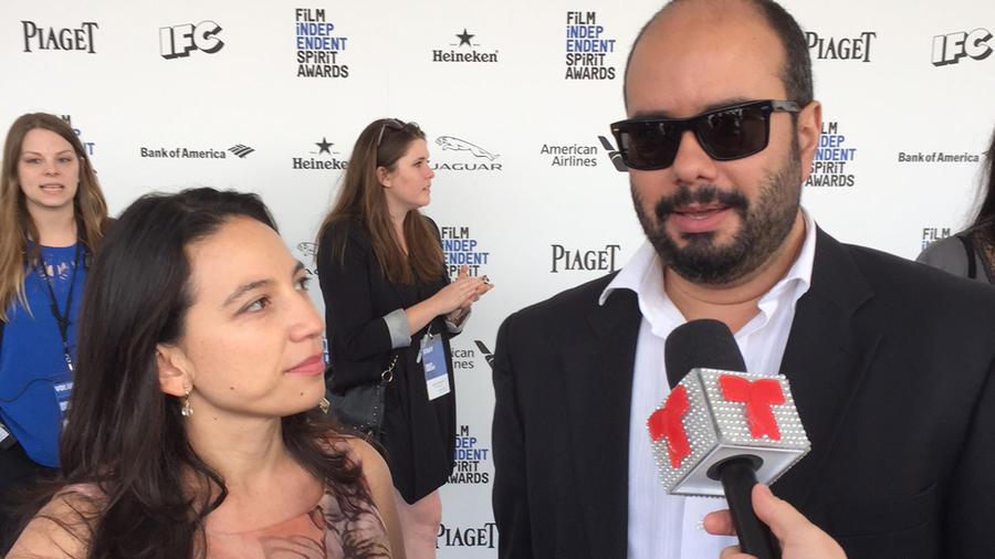 Entrevista exclusiva con Ciro Guerra en Spirit Awards 2016