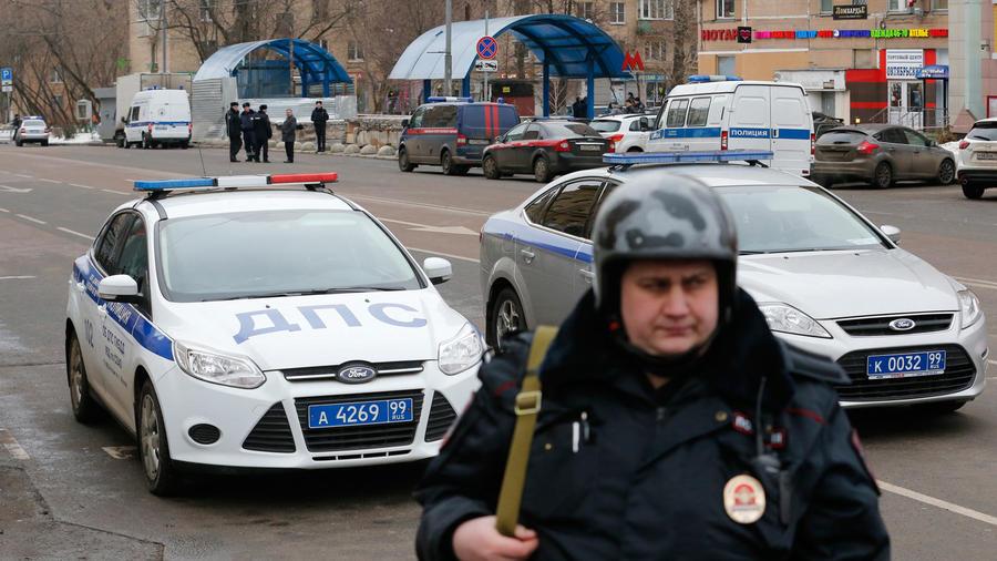 policia de rusia