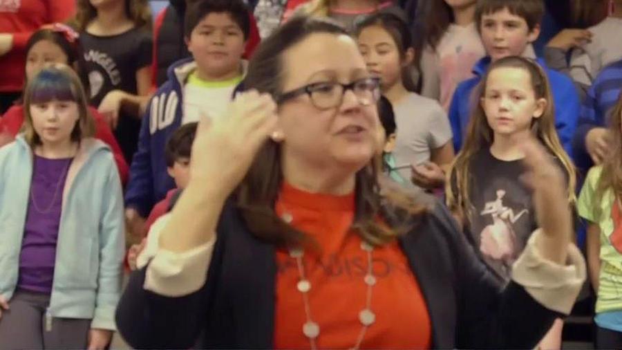 Programa musical transforma la vida de niños hispanos