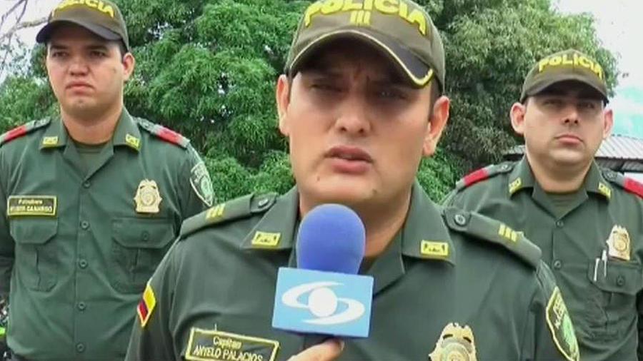 Secuestran a un capitán en Colombia