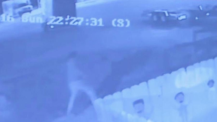 revelan video joven desaparecida