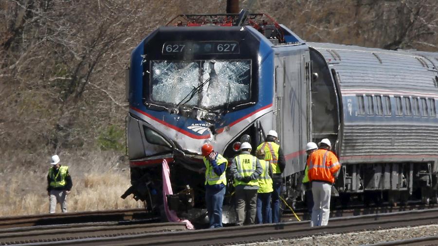 choque de tren