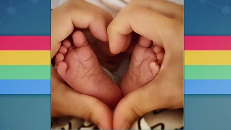 Paulina Rubia nos enamora con la primera foto de su hijo