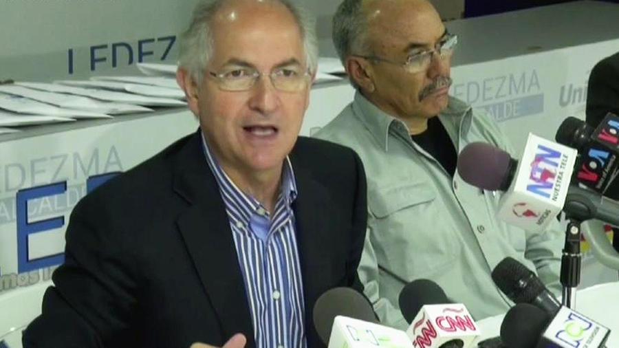 embajador español en venezuela