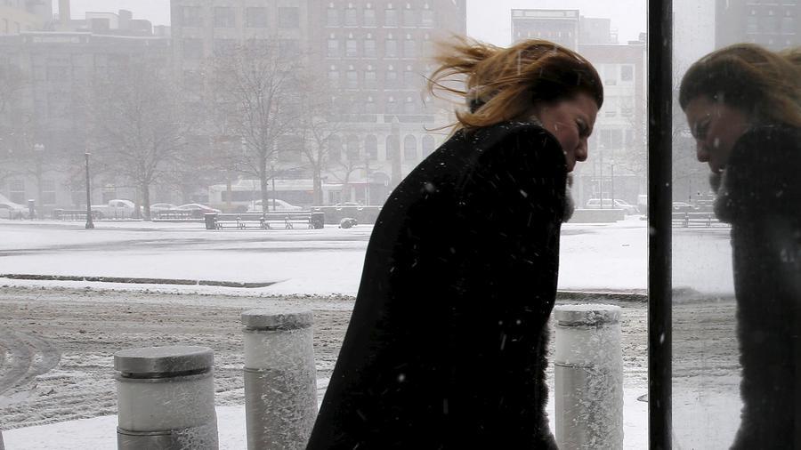 EEUU en primavera pero el invierno no se quiere ir