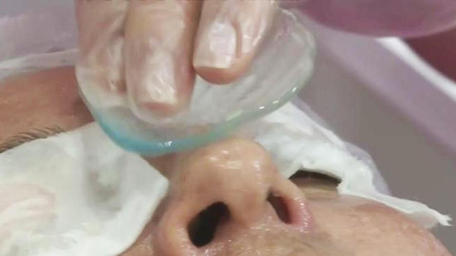 tratamiento de belleza