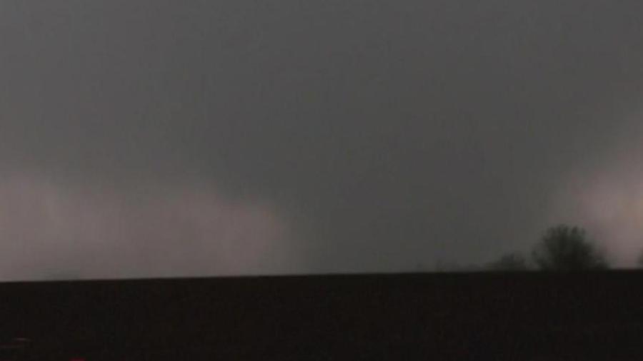 tornado en iowa