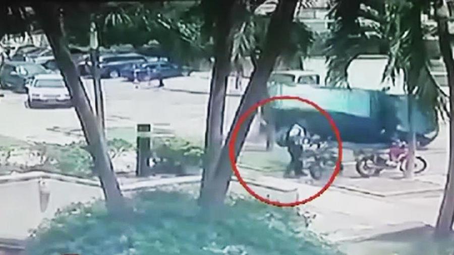 conductor provoca accidente
