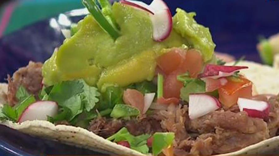Recetas de cocina: Tacos de Carnitas Estilo Michoacán