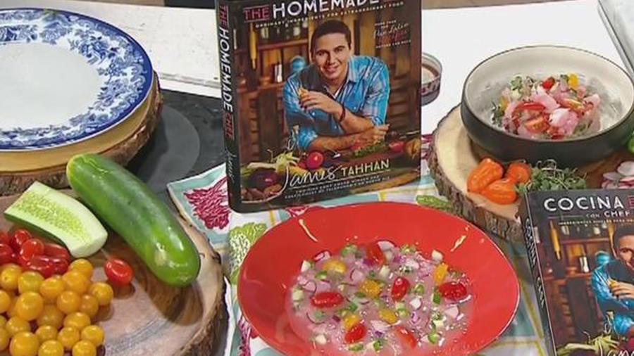 Recetas de cocina: Cómo hacer Aguachile