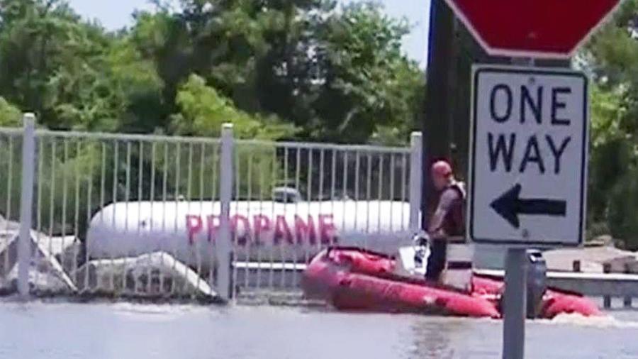 tormenta bonnie en texas