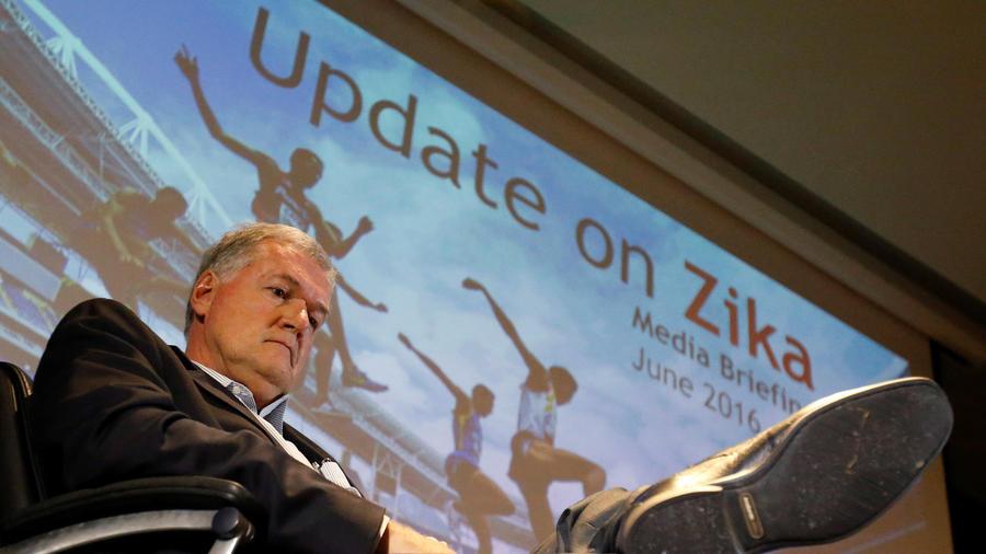 zika en olimpiadas