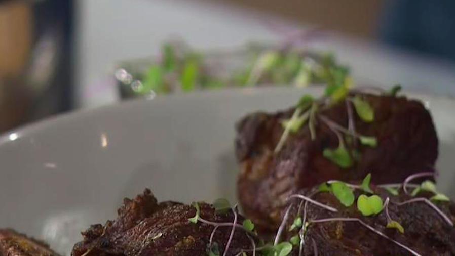 Recetas de cocina: Carne en Salsa de Chile de Árbol