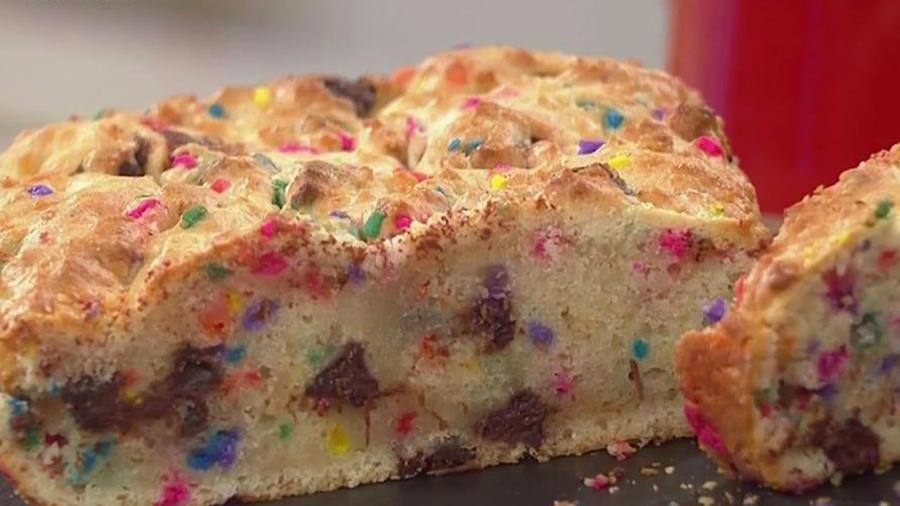 Recetas de cocina: Cómo hacer Pan de Helado