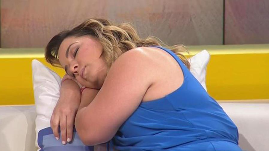 Las mujeres que no duermen suficiente tienen mal humor